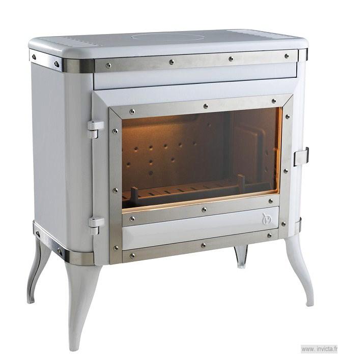 invicta estufas de le a con color chimeneas s nchez. Black Bedroom Furniture Sets. Home Design Ideas