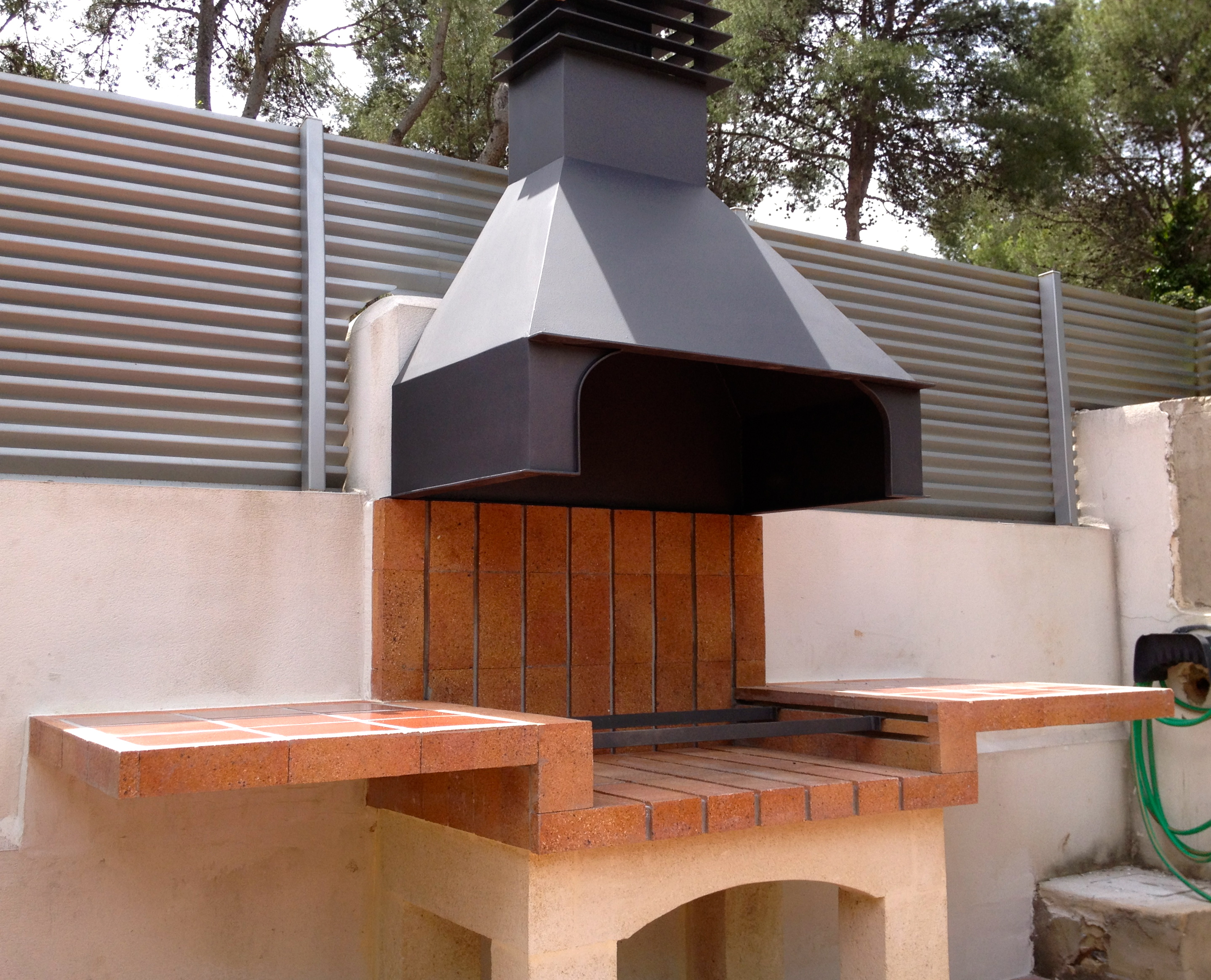Blog chimeneas s nchez part 2 - Modelos de barbacoas ...