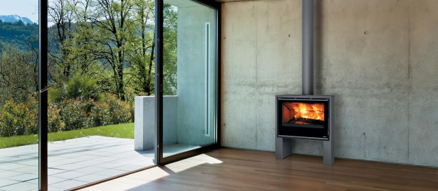 La nueva estufa de leña ARES, eficiencia y elegancia